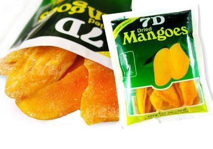 芒果干包装机